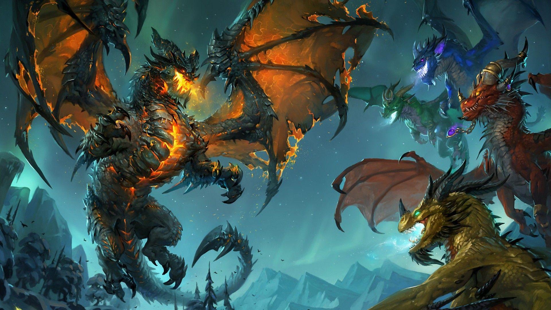 World Of Warcraft Desktop Wallpapers 001