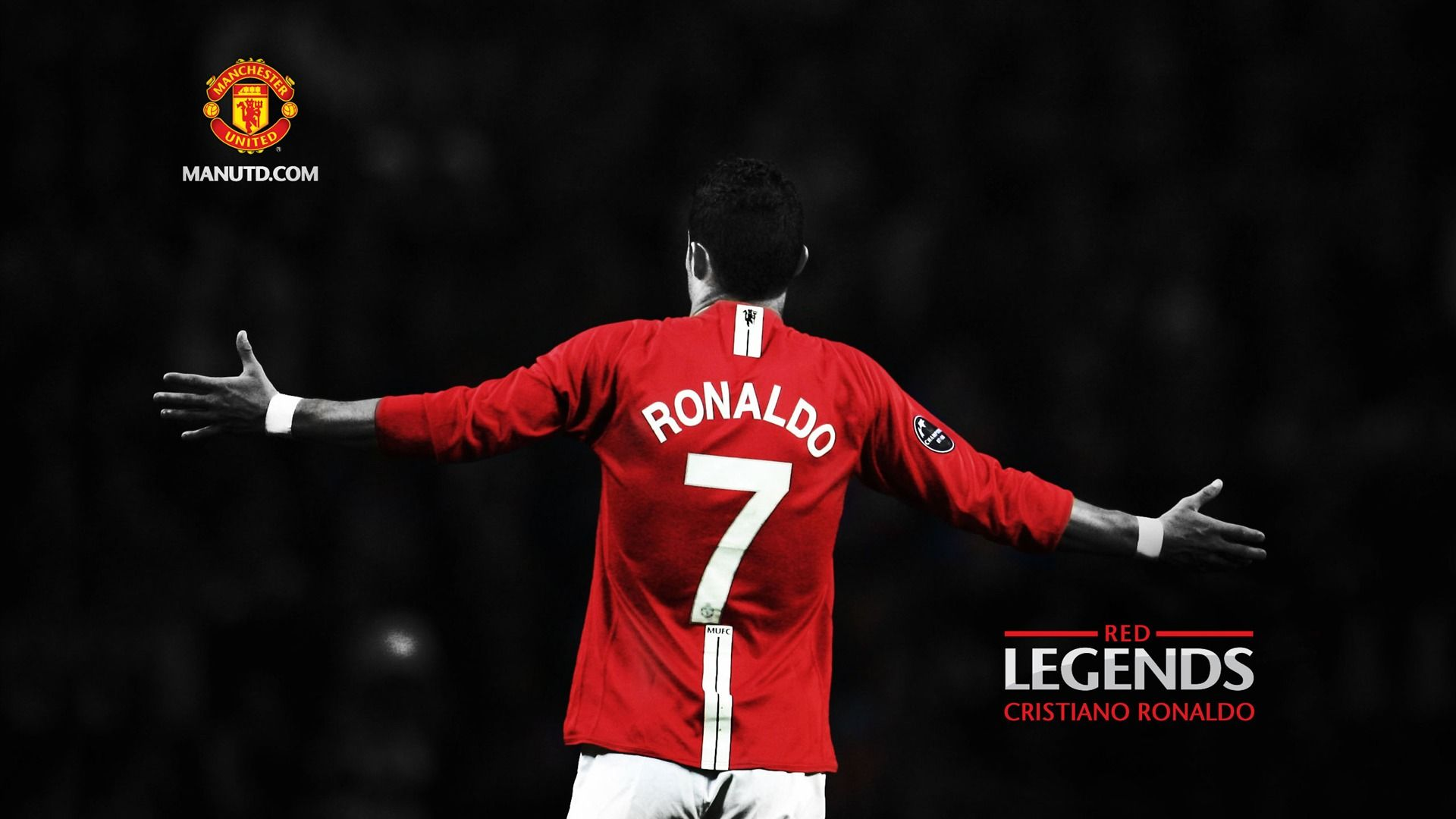 Hd wallpaper manchester united - Manchester United Hd Wallpapers 001
