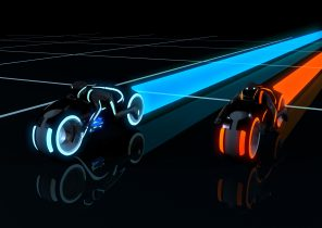 Tron Light Cycle Wallpapers 42