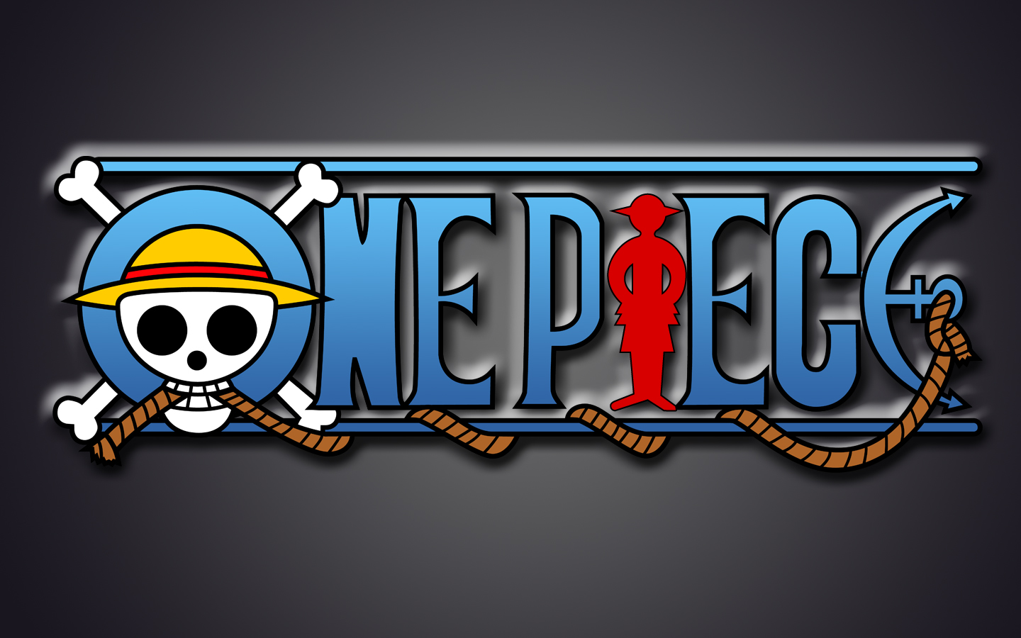 One Piece Luffy Wallpaper d 1440x900