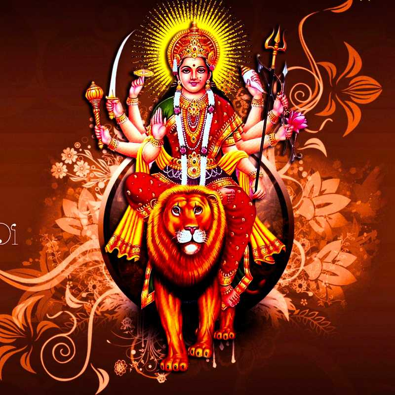 Durga Maa Live Wallpaper Maa Durga Wallpaper d Full