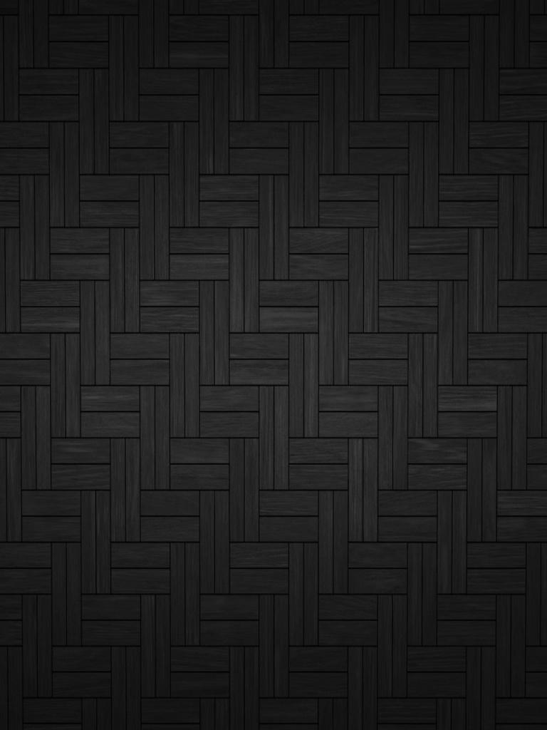 Dark Wood Tiles Ipad Mini Wallpaper 768x1024