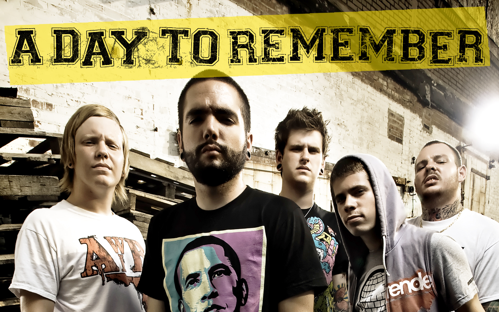 A Day To Remember images ADTR wallpaper and background photos 1680x1050