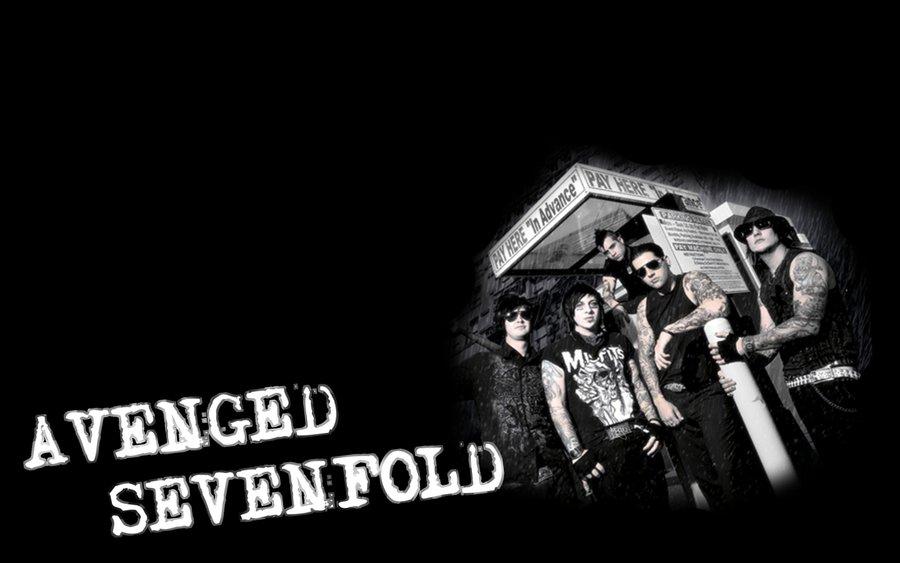 Avenged Sevenfold Wallpaper By DntTrustAho On DeviantArt 900x563