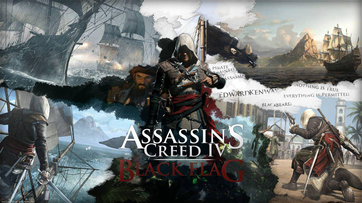 Assassins Creed Black Flag Wallpapers HD Wallpapers ID rh