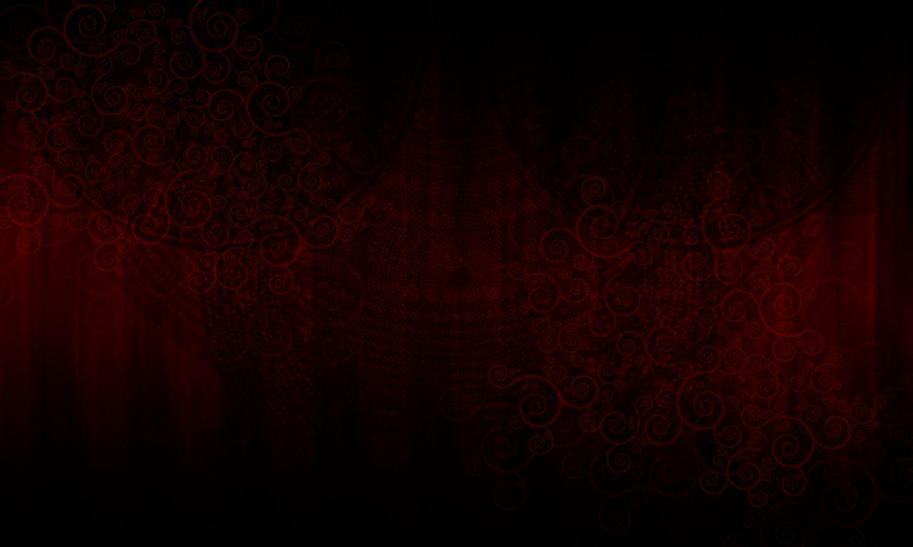 xpx Red Black Abstract Wallpaper