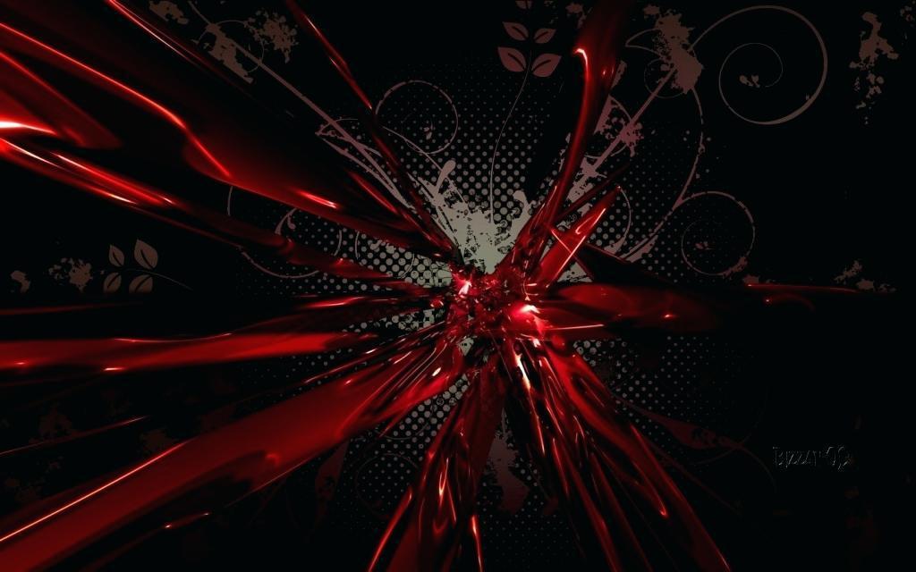 Black Red Wallpaper Black Dark Abstract Shards Glass Red Wallpaper Rh Portakal Co