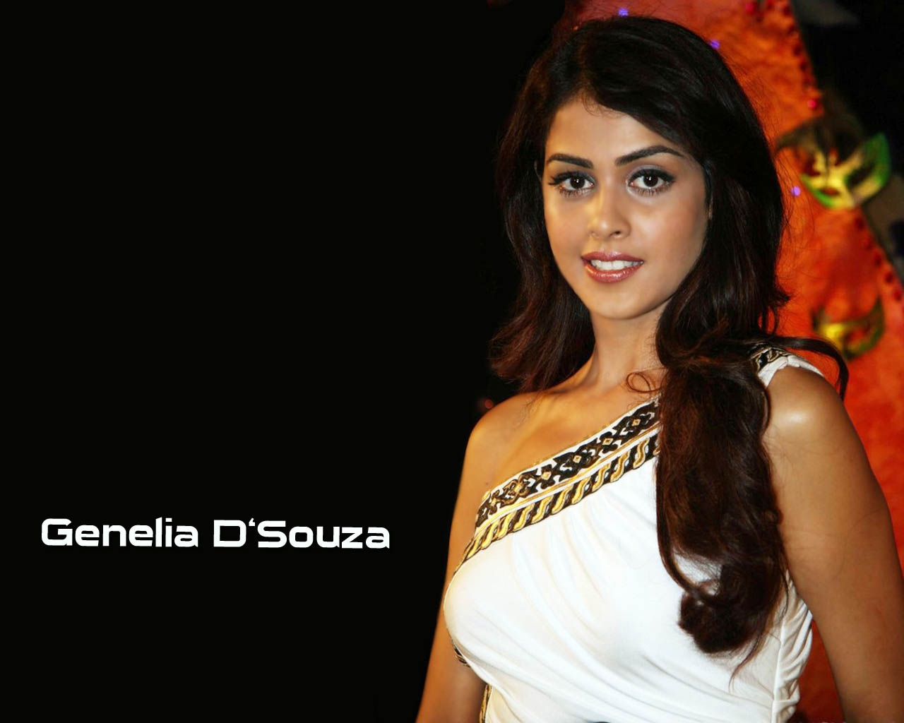 Indian Actress Genelia Wallpapers  HD Wallpapers  HD Wallpapers Free 1280x1024