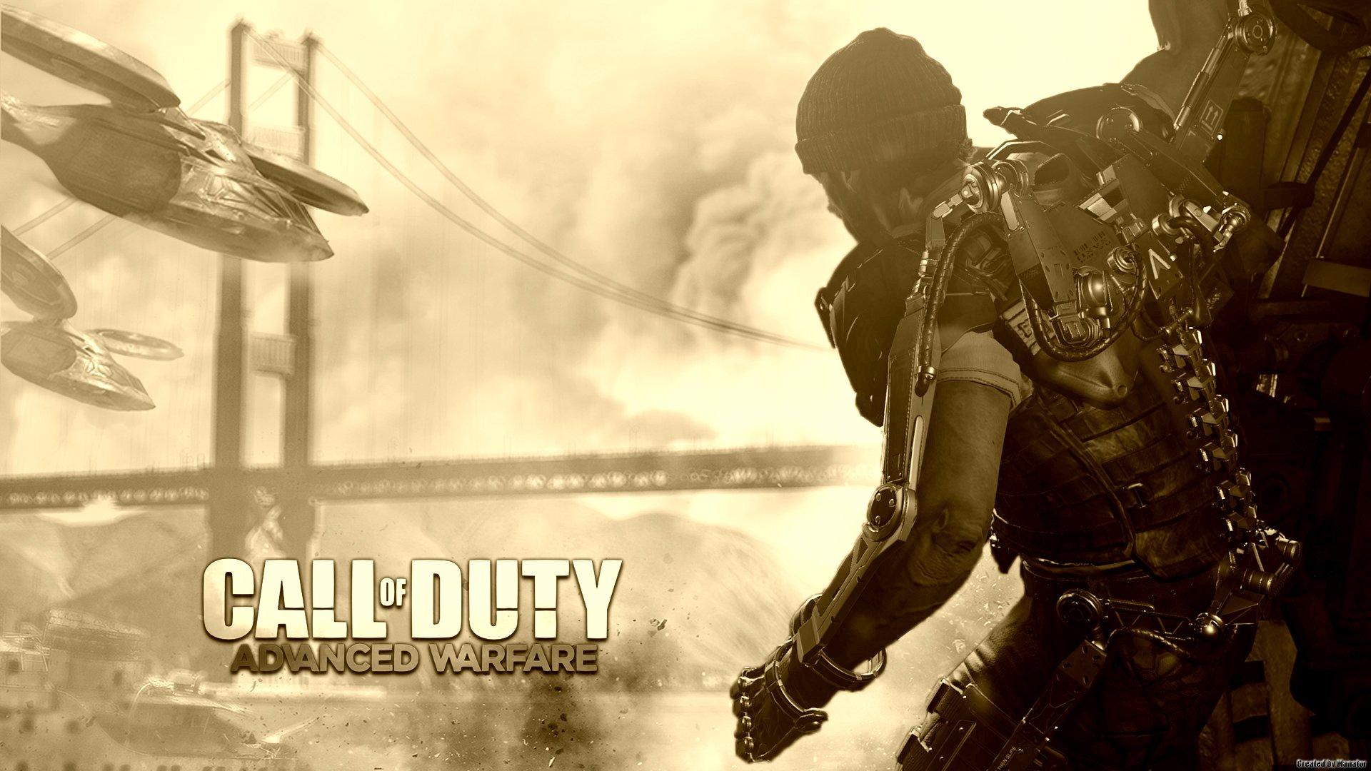 Call Of Duty Advanced Warfare Wallpaper 1920x1080