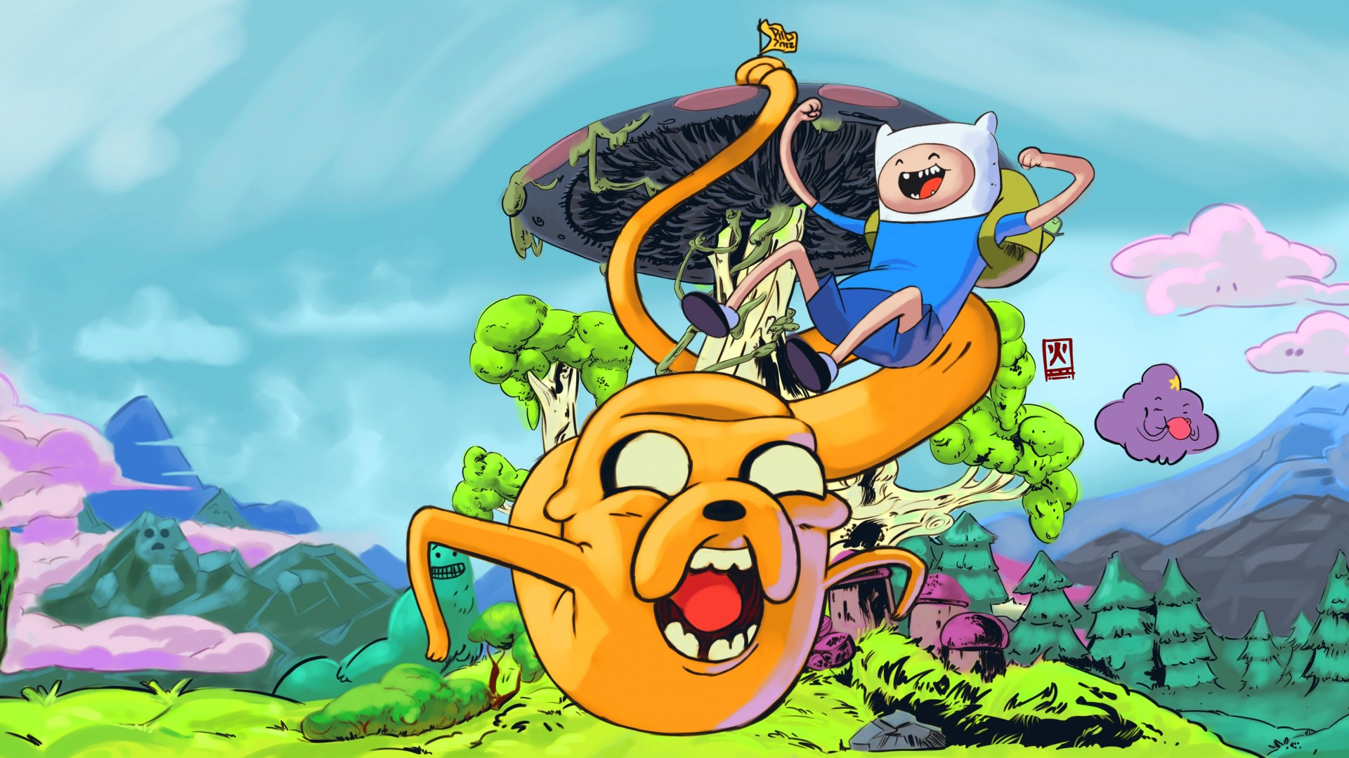 Adventure Time Wallpapers Hd Wallpaper X