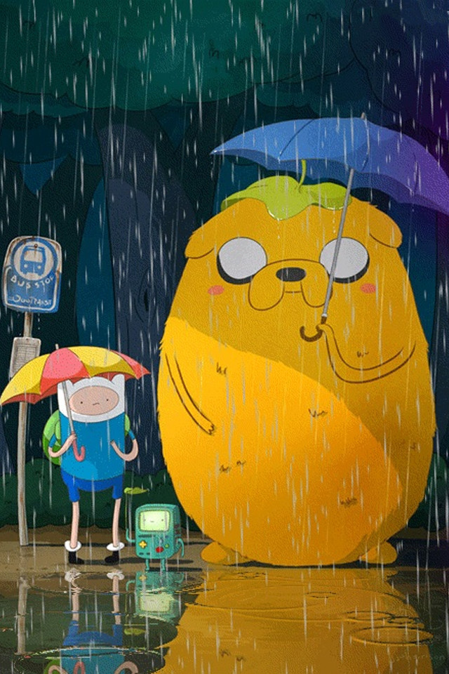 Wallpapers Adventure Time Group 640x960