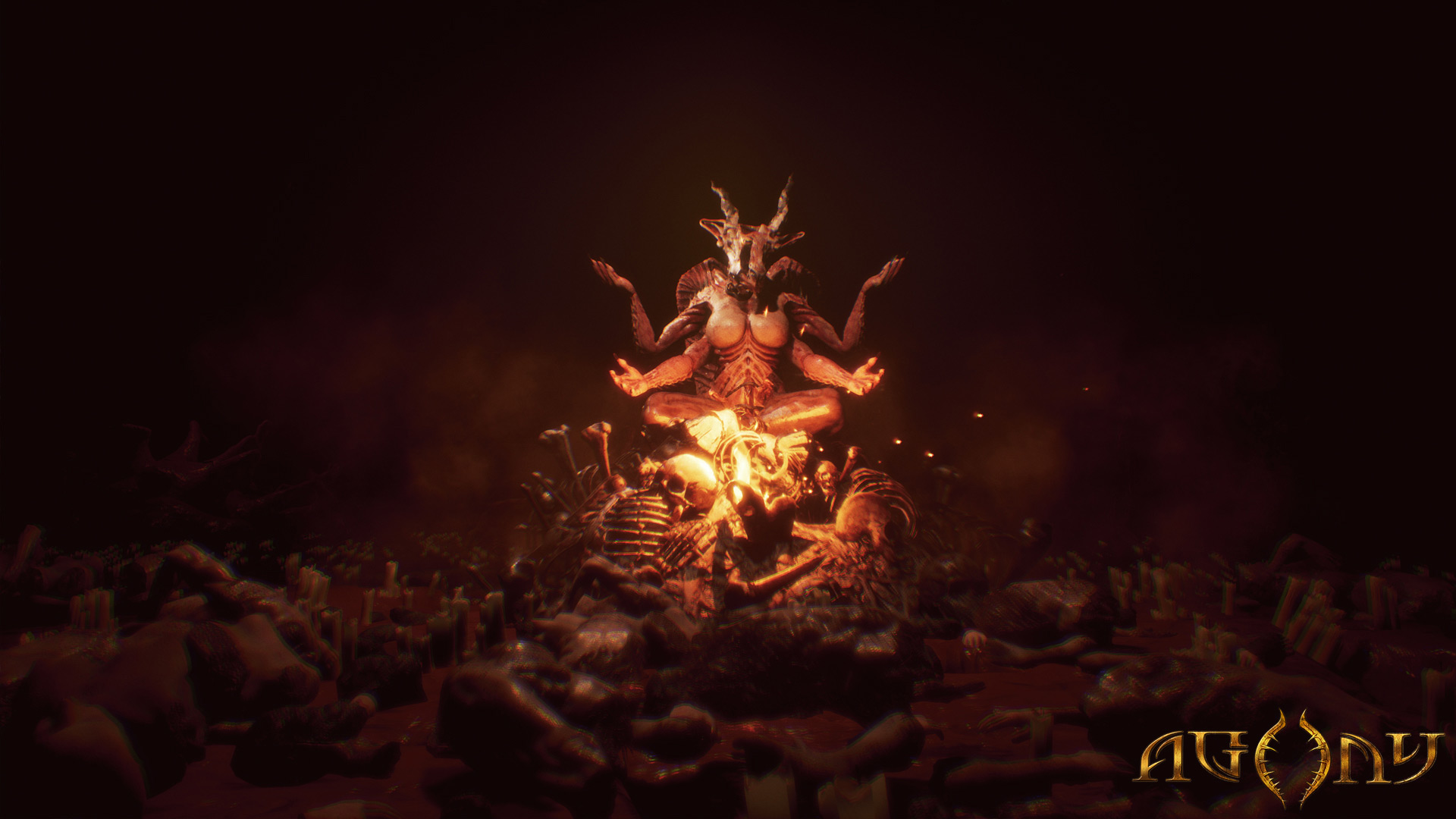 Survival horror Agony shows off demonic powers in new gameplay