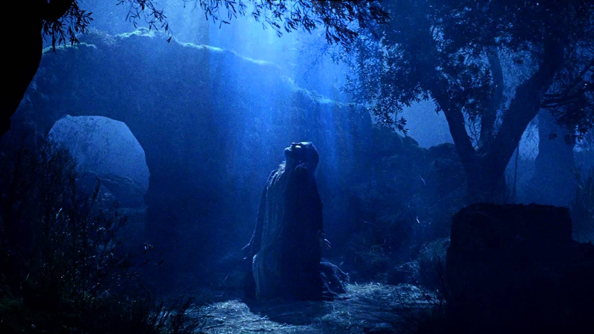 The Agony of Gethsemane The Most Amazing and Terrifying Scene in