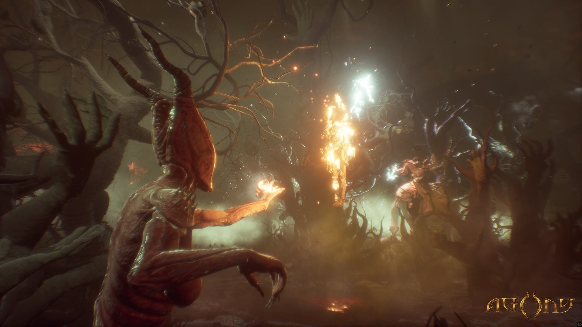 Agony Spawns More NSFW Screens Bloody