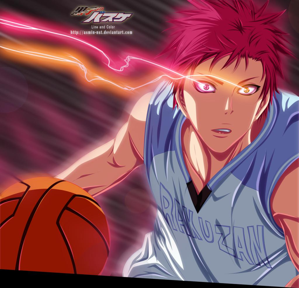 Akashi Seijuro Emperor Eye HD Wallpaper rh