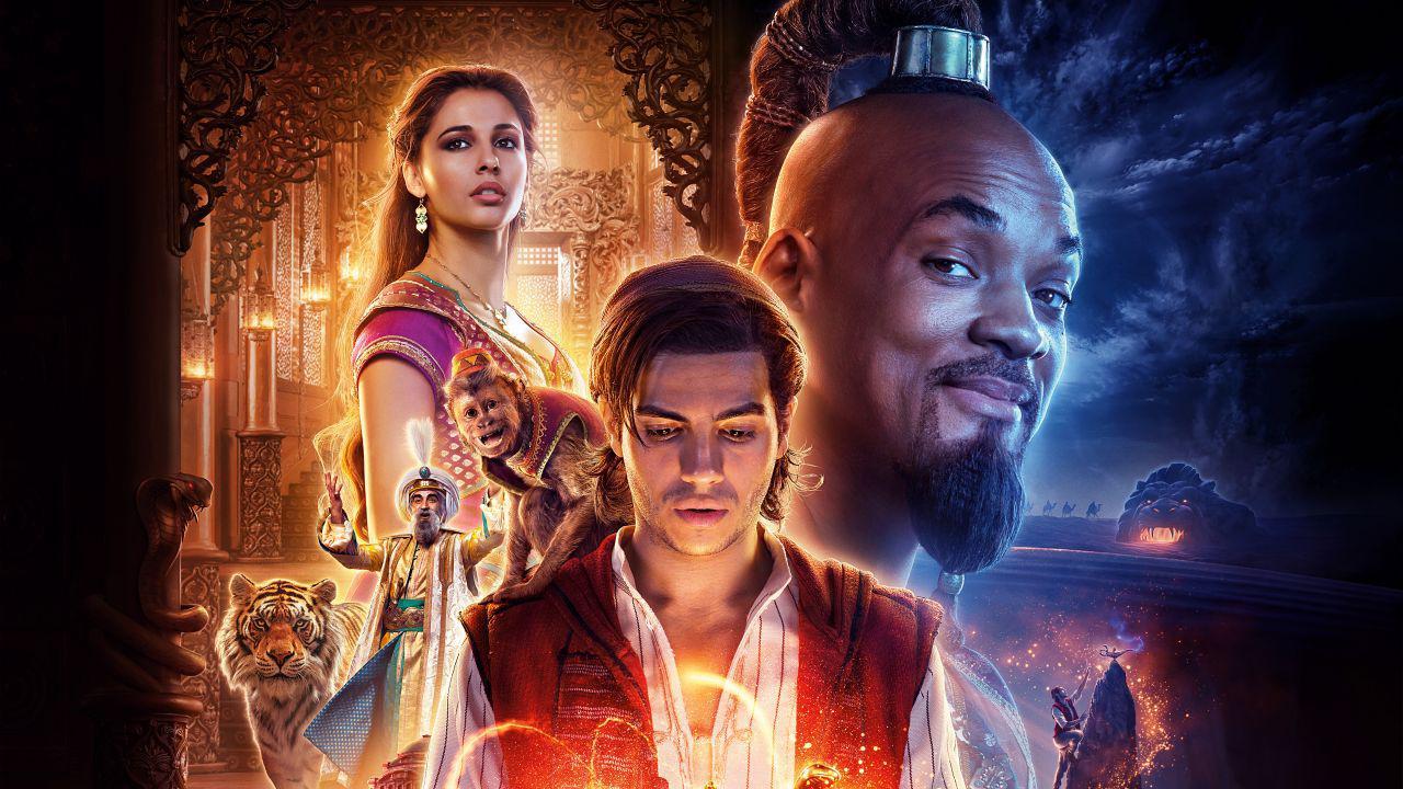 Aladdin Wallpaper Hd Best Movie Poster Wallpaper Hd Movie