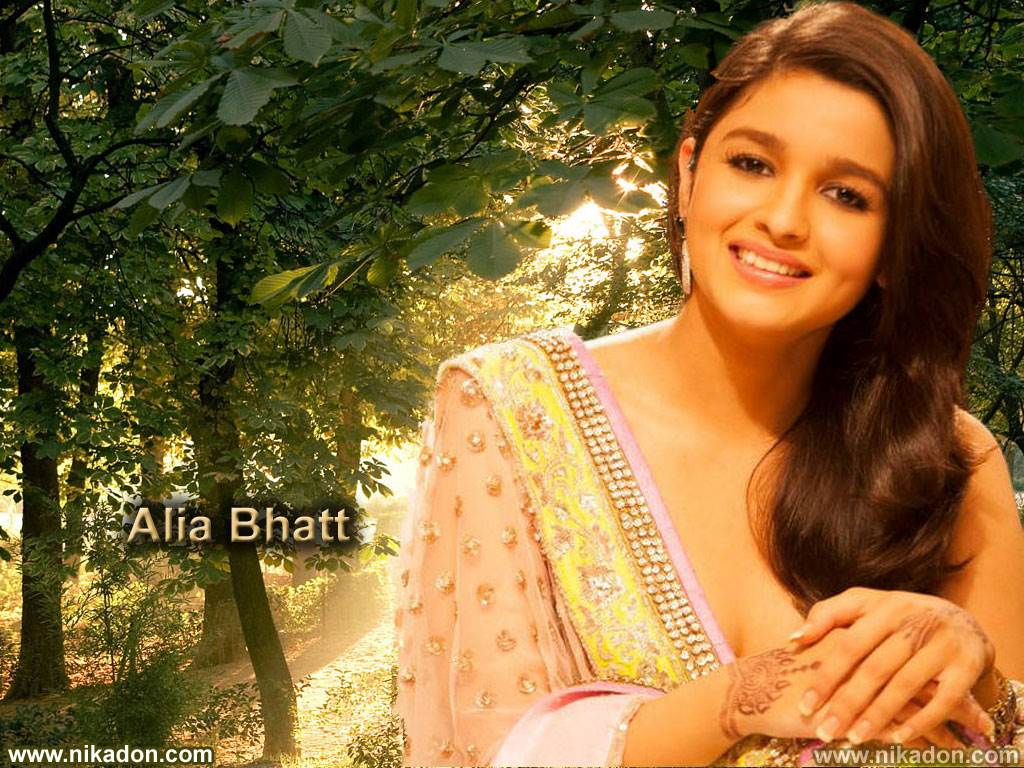Best Alia Bhatt HD Wallpapers 1024x768