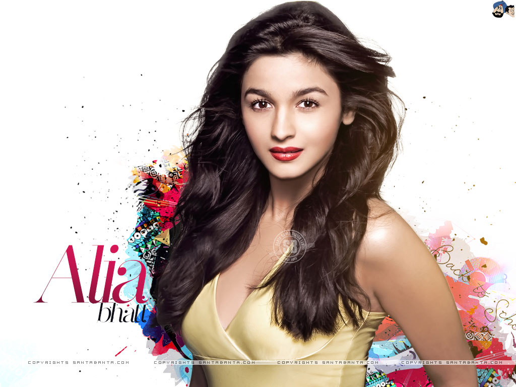 Alia Bhatt in Student of the Year Wallpapers  HD Wallpapers 1024x768