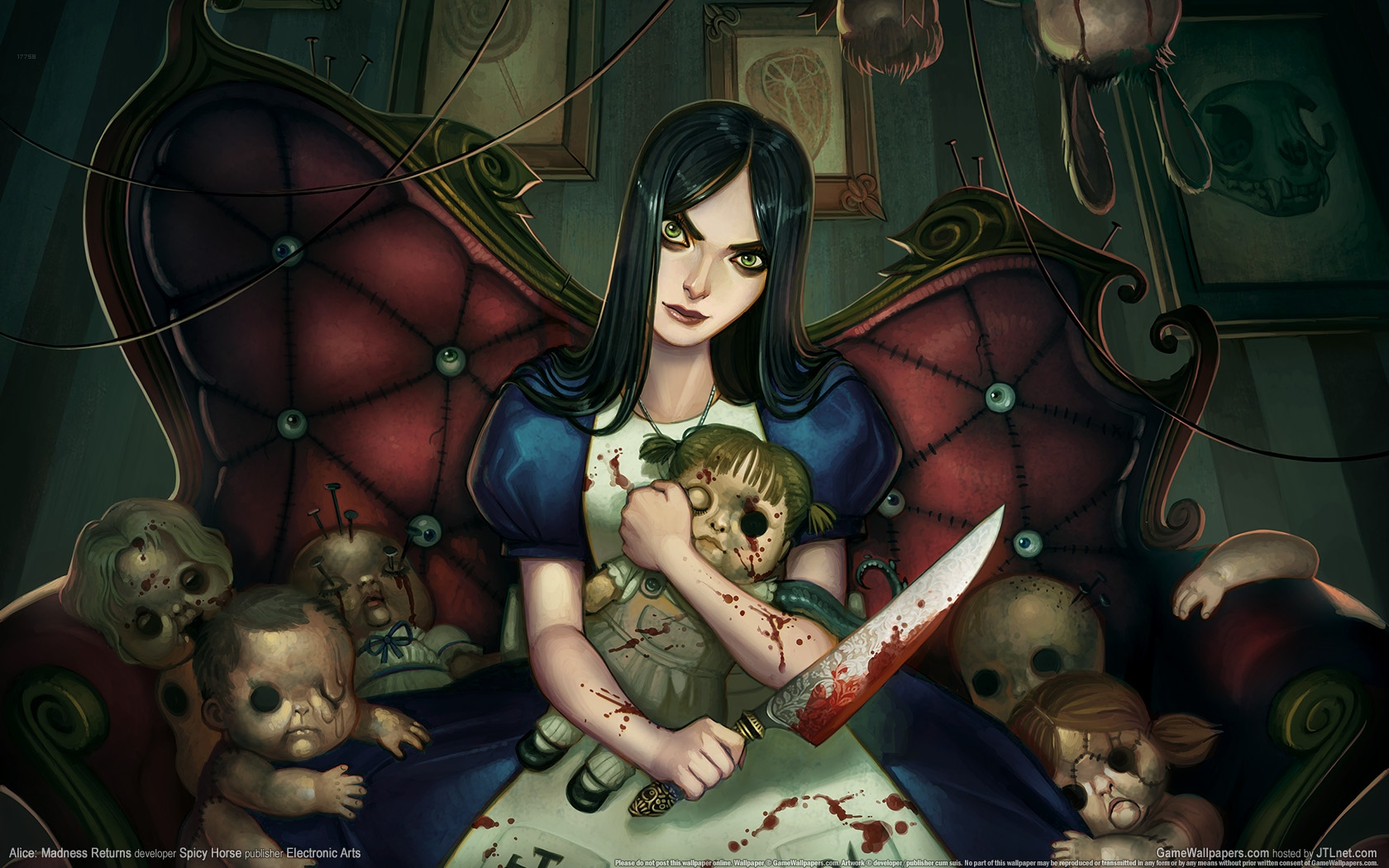 Alice Madness Returns Wallpapers Group 1680x1050