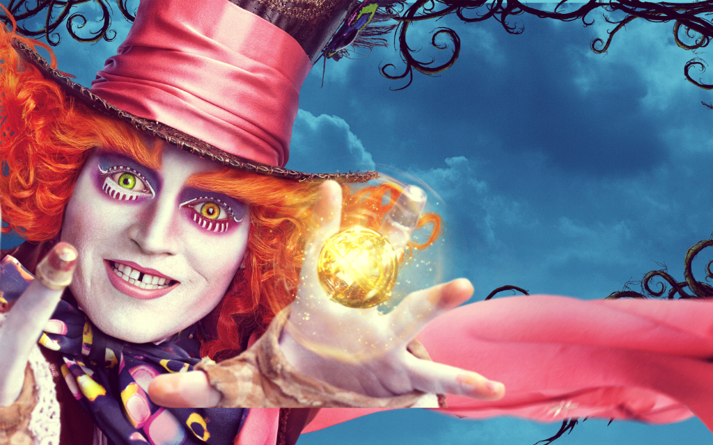 Alice Through The Looking Glass Trailer Debuts Collider