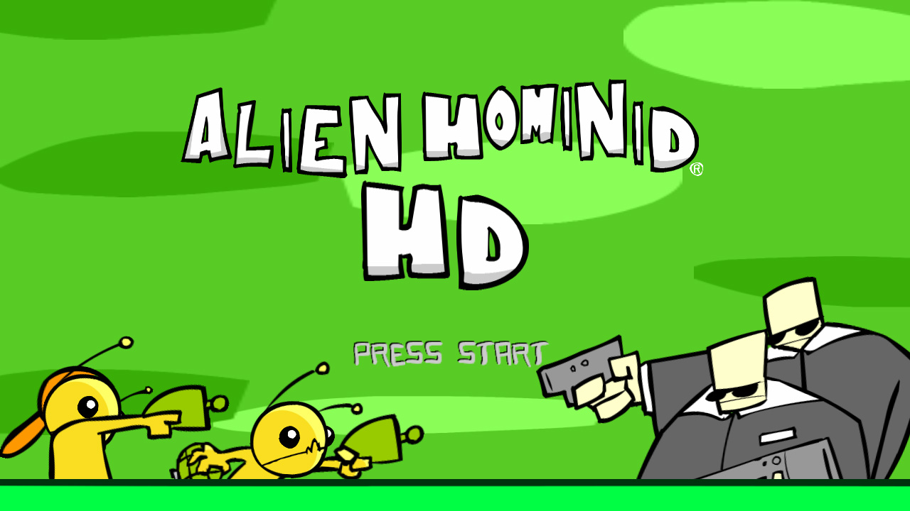 Alien Hominid Wallpaper Page  1280x720