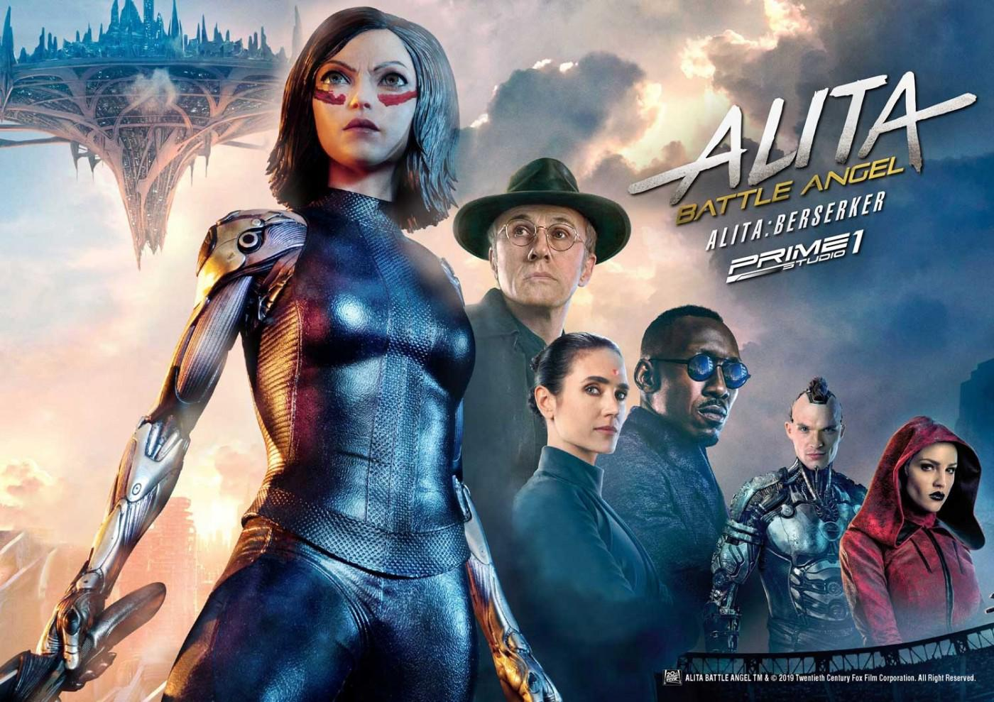 Alita Battle Angel Wallpapers High Quality Download