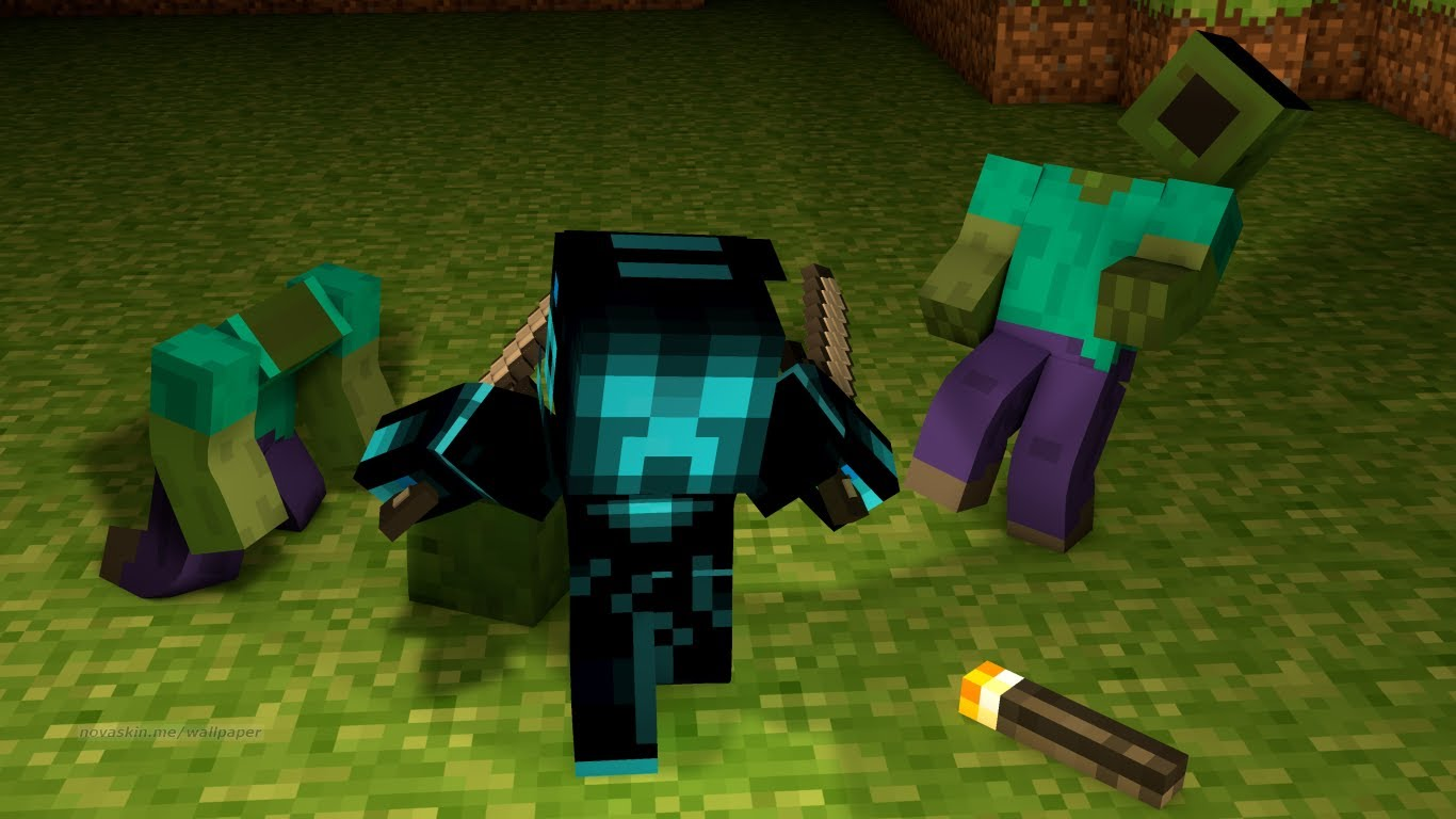 amazing minecraft backgrounds 36 wallpapers � adorable