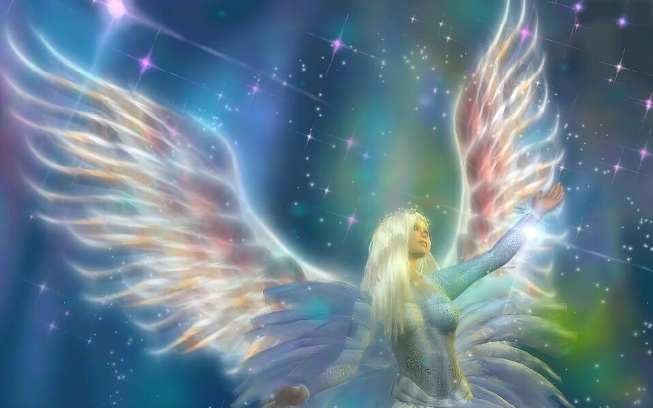 Download free fantasy wallpapers angel wallpaper backgrounds 1280x800 voltagebd Choice Image