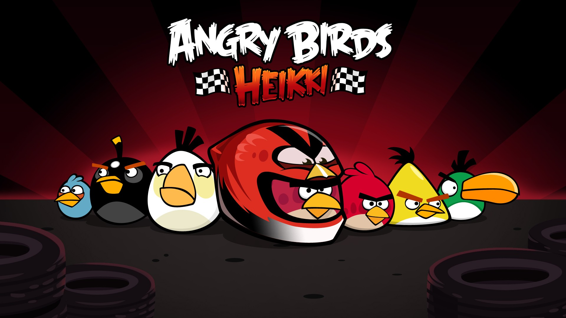 Best HD Angry Birds Wallpapers  DezineGuide 1920x1080