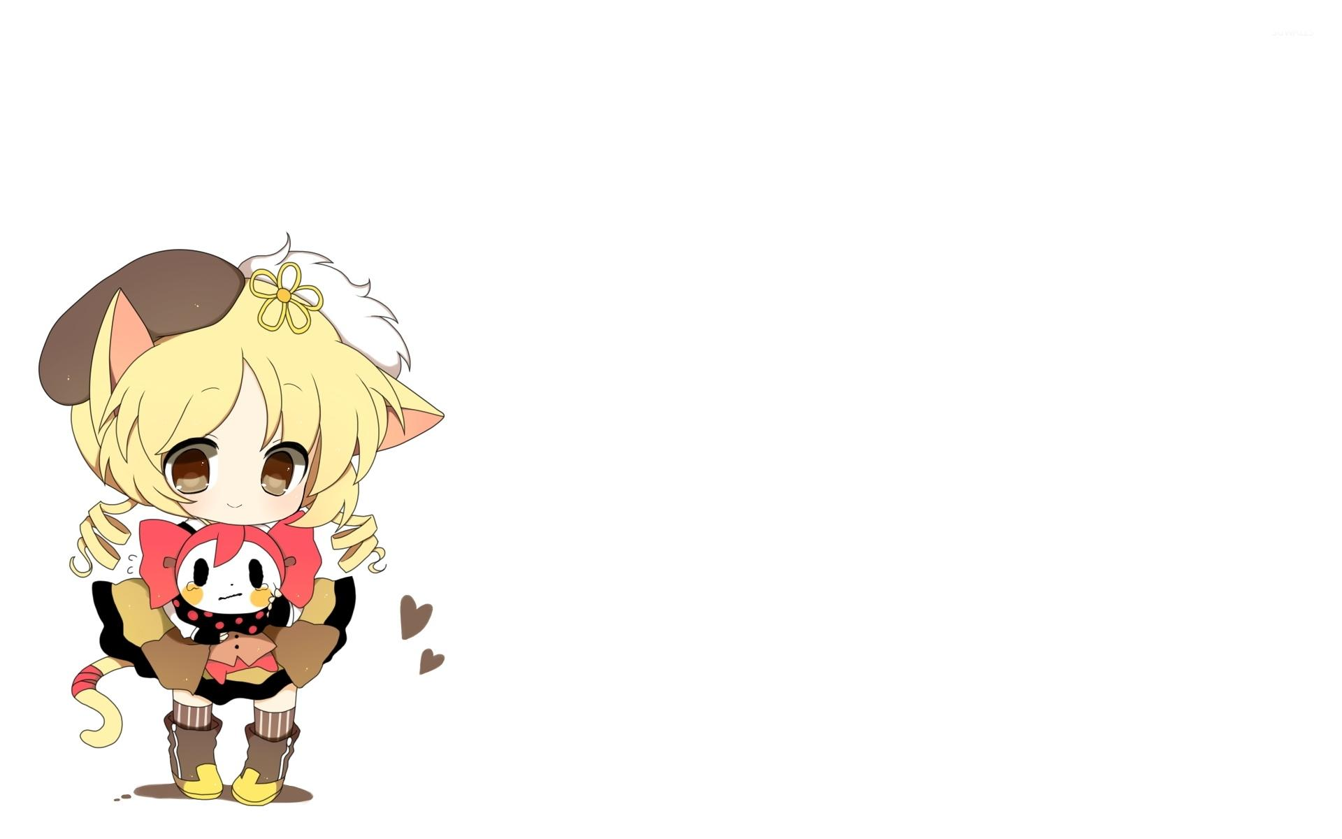 Lovely Cute Chibi Anime Wallpapers Anime