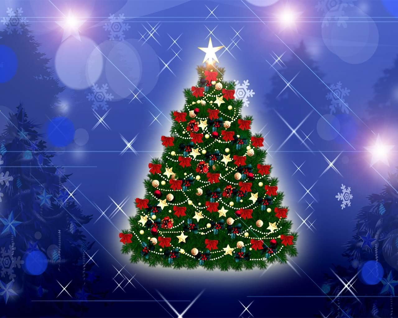 Animated Christmas Wallpapers For Desktop 1280x1024