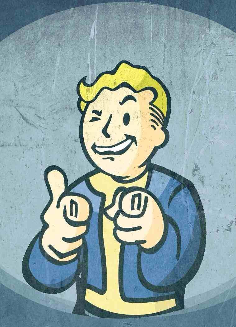 VaultBoy mobile wallpaper Fallout Boys wallpaper and