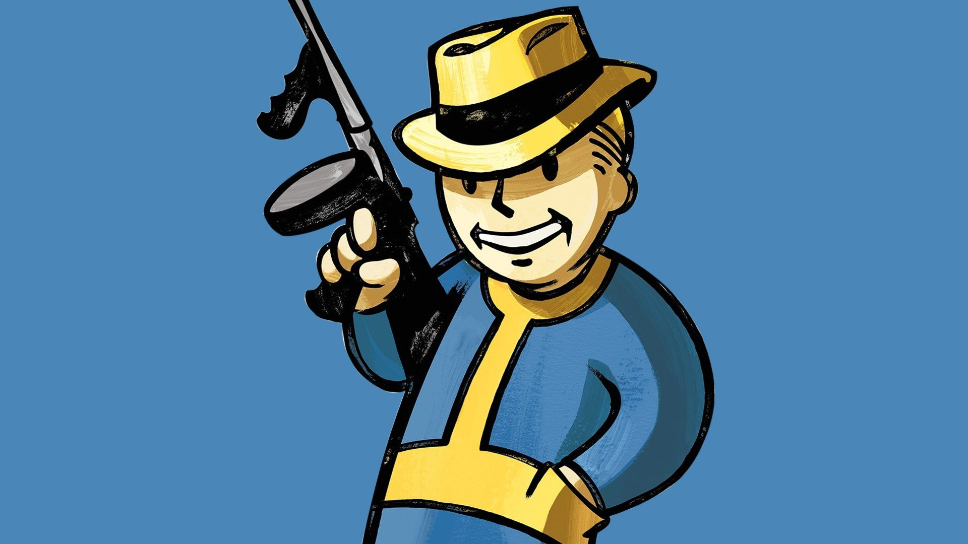 Fallout Pipboy Wallpaper for PC