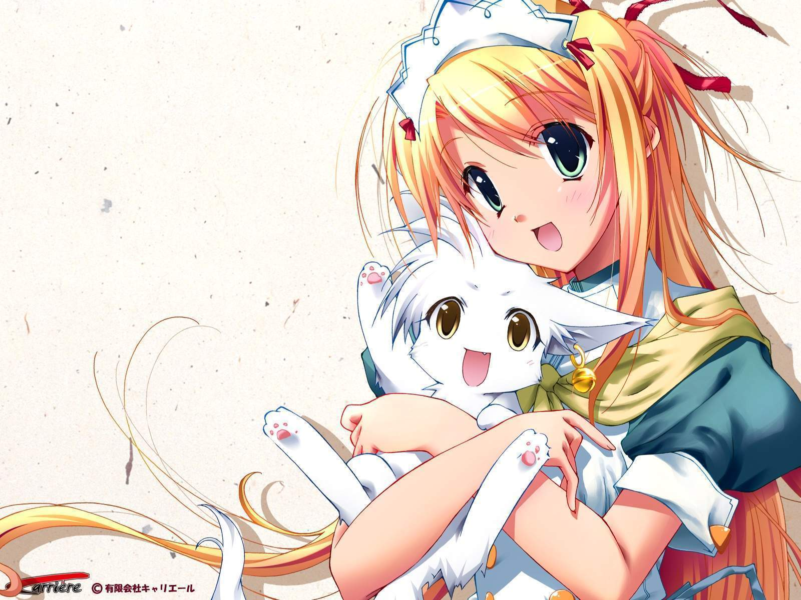 Cute Anime Cat Girl Home Gallery Anime Girls Wallpapers