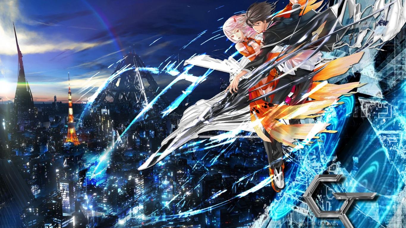 desktop anime hd on wallpaper for laptop wallpapers, anime 1366x768