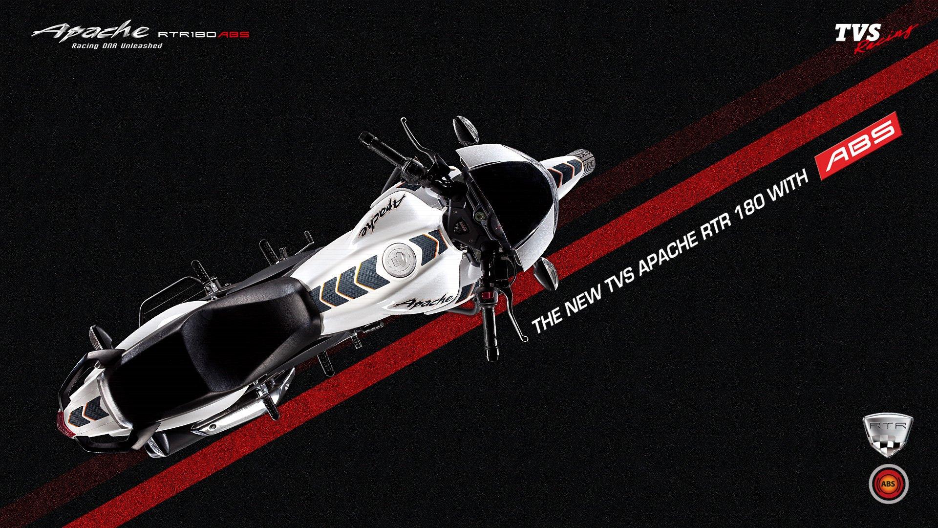 Tvs Apache Rtr Fi Wallpapers Bikessale 1920x1080
