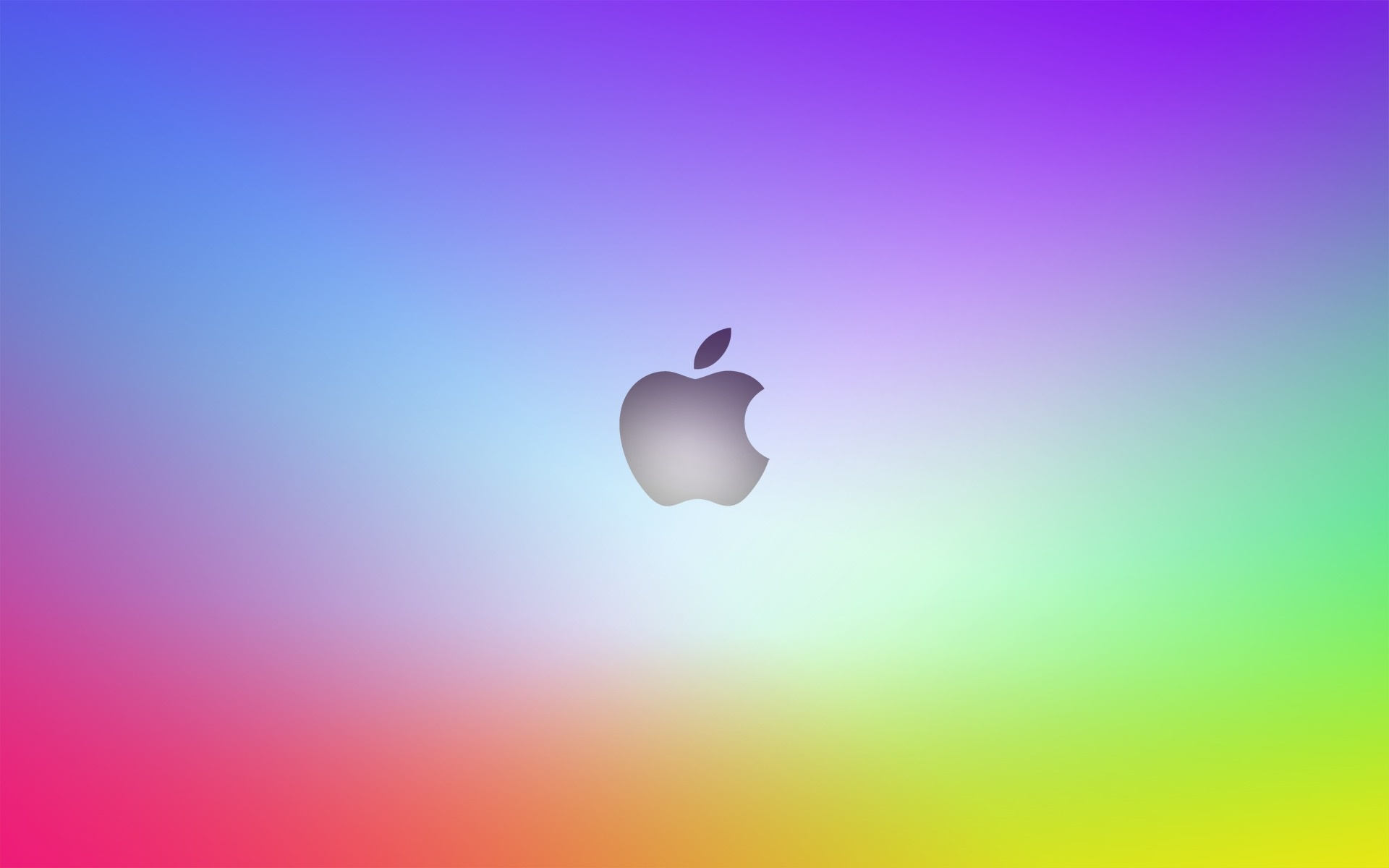 Apple Ios Mountains And Galaxy Hd Desktop Wallpaper Widescreen 1920x1200