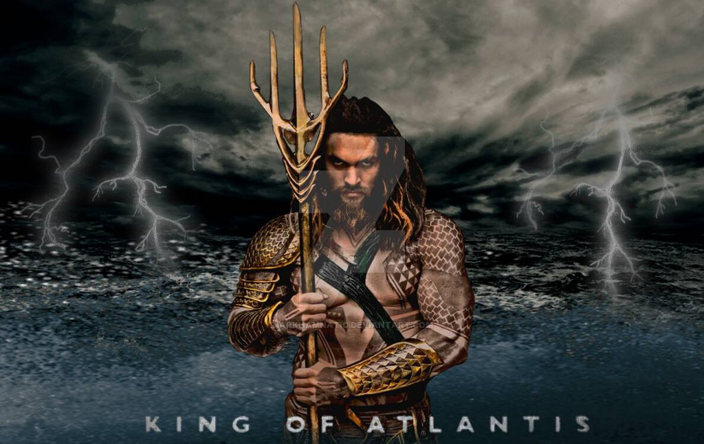 Aquaman Wallpaper by ArkhamNatic on