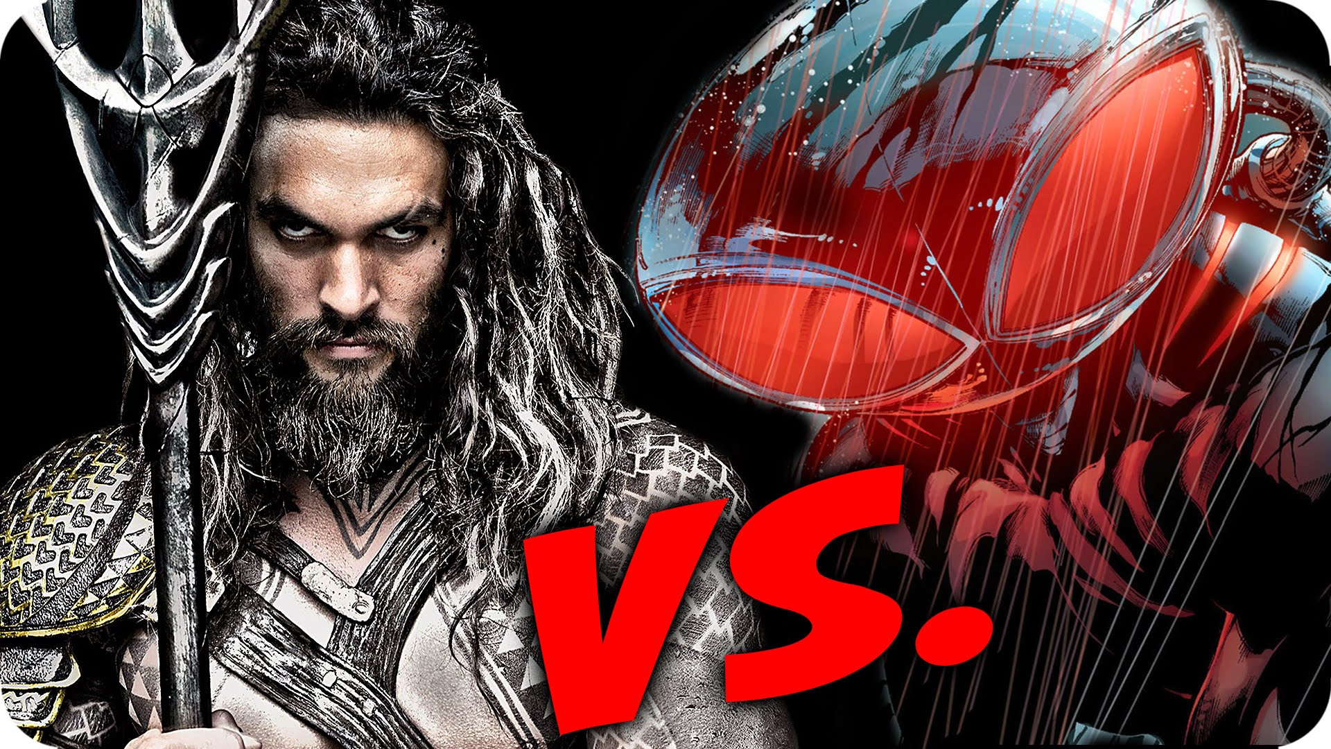 AQUAMAN Movie Preview Black Manta Origin Explained