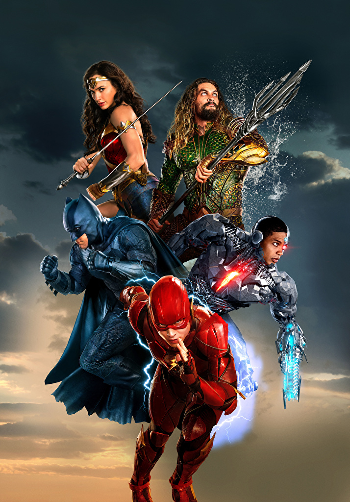 Justice League [Movie Wallpaper