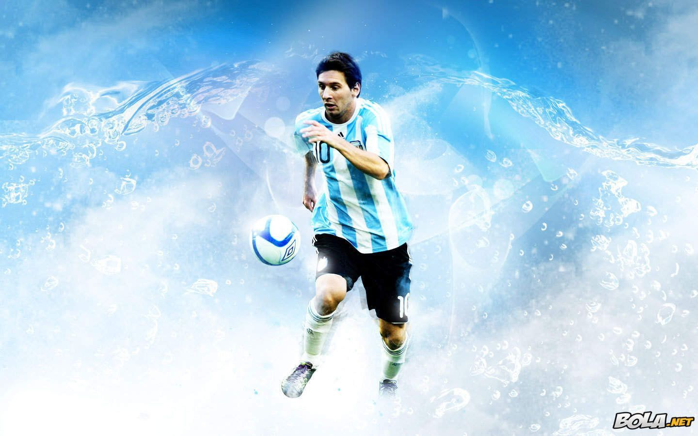 Lionel Messi Full HD Wallpaper Images  The Pics World 1440x900