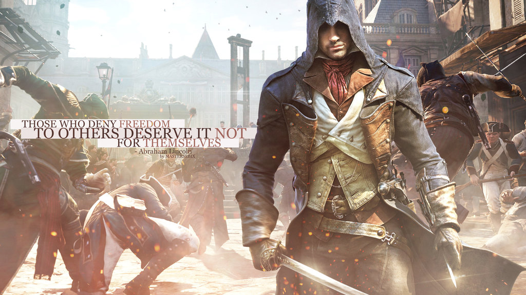 Assassins Creed Unity Wallpaper Imgur 1024x576
