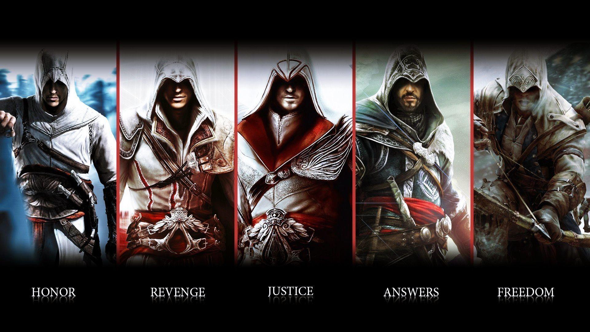 Assassins Creed Unity Wallpaper Hd Resolution Sdeerwallpaper