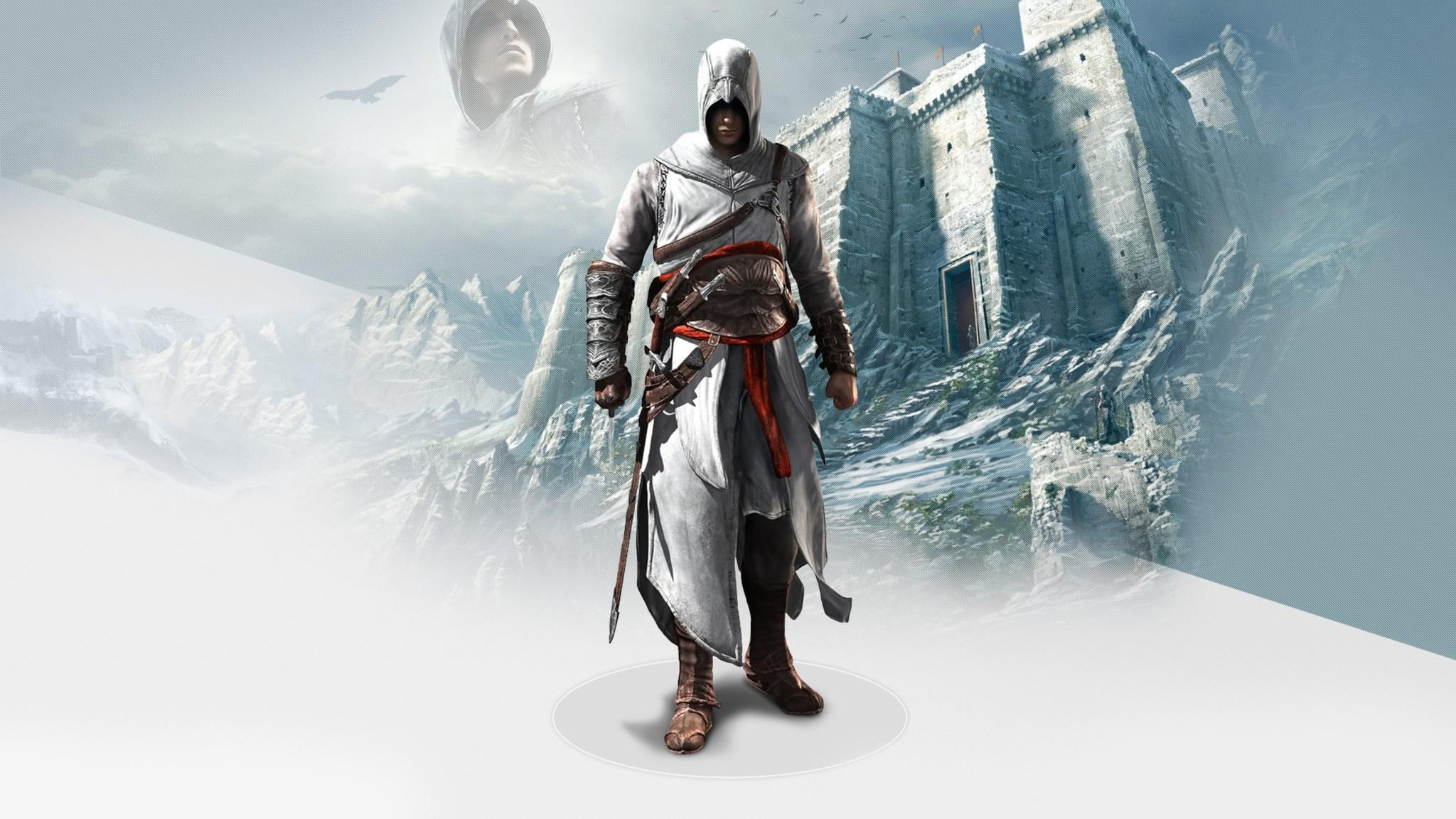 Wallpaper The Ezio Collection Assassins Creed PS Xbox One HD