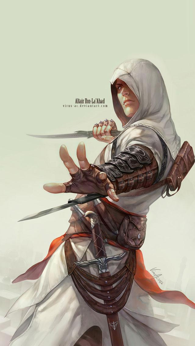 assassin creed wallpaper hd discovered by Musab Bin