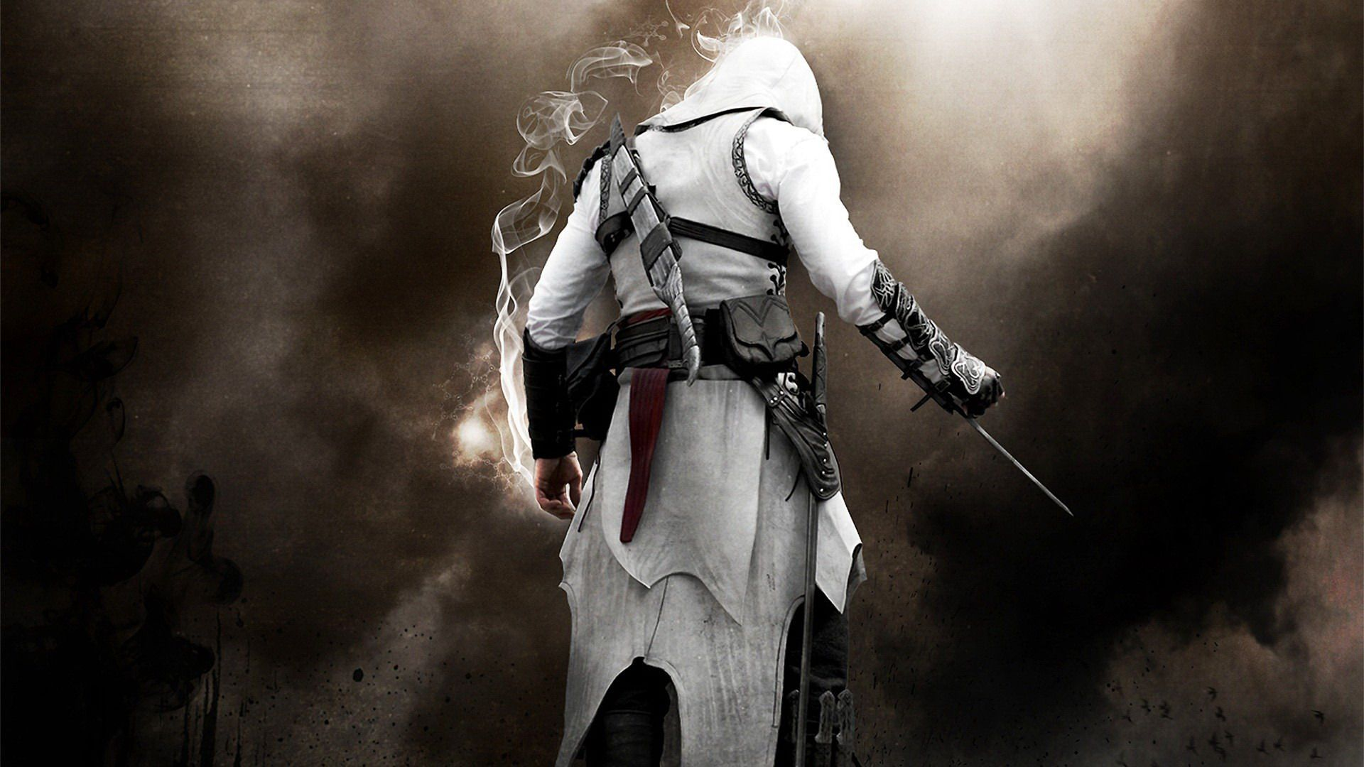 Assassins Creed Wallpaper HD  PixelsTalk  Ezio  HD Wallpapers  Backgrounds  Wallpaper 1920x1080