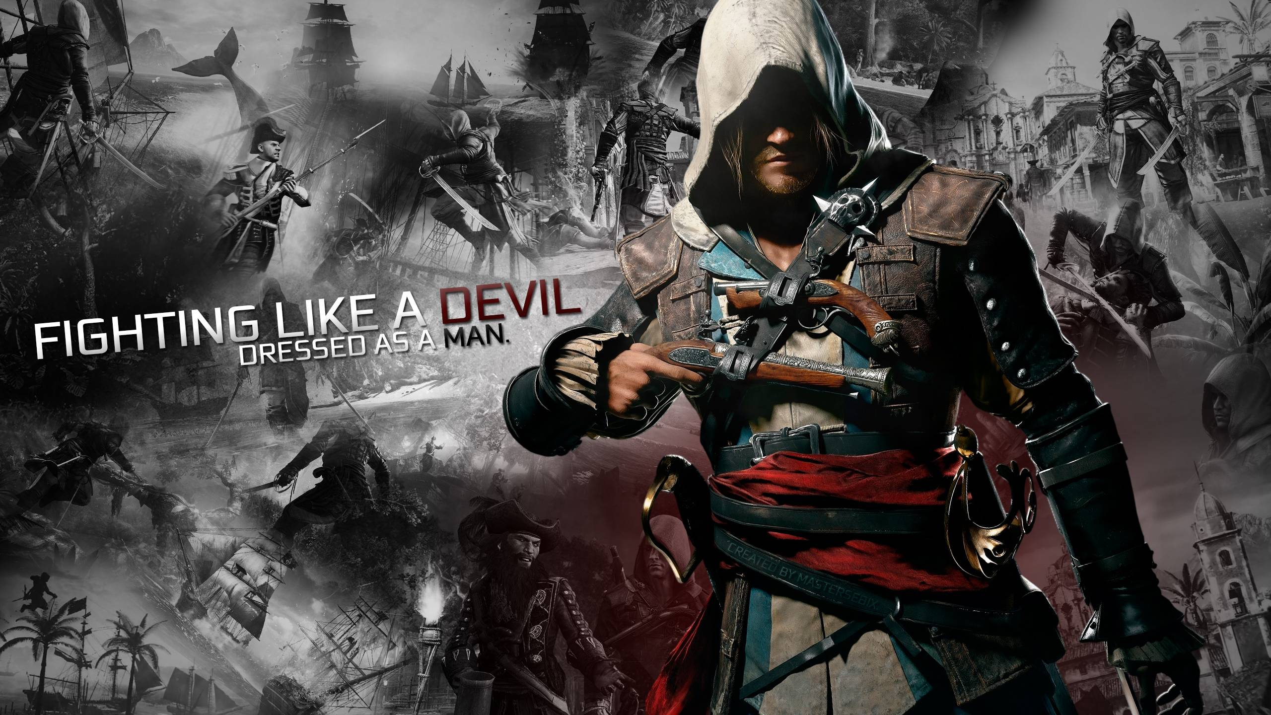 Assassins Creed Desktop Backgrounds Wallpaper 2560x1440