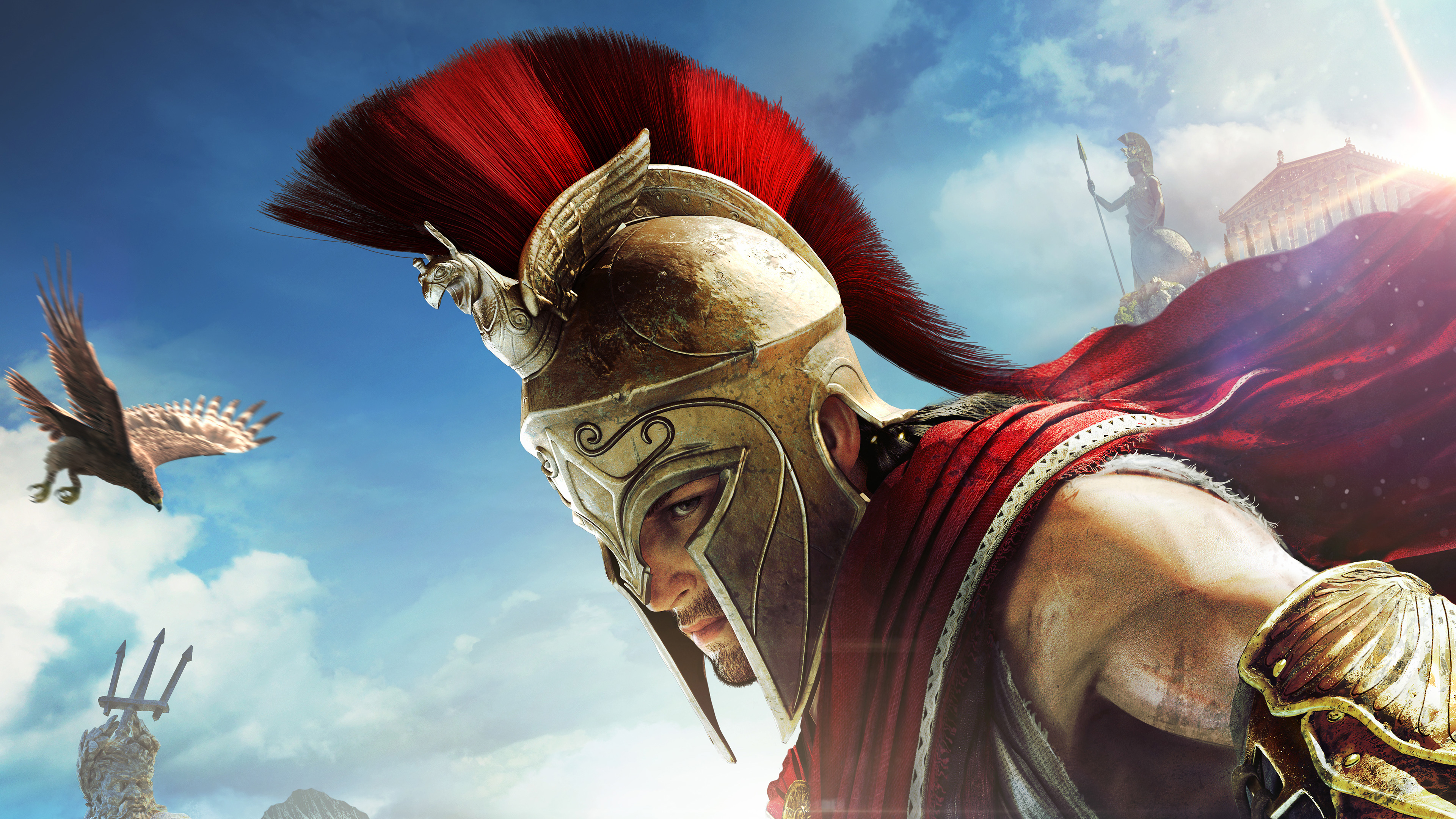 Wallpaper Alexios Assassins Creed Odyssey