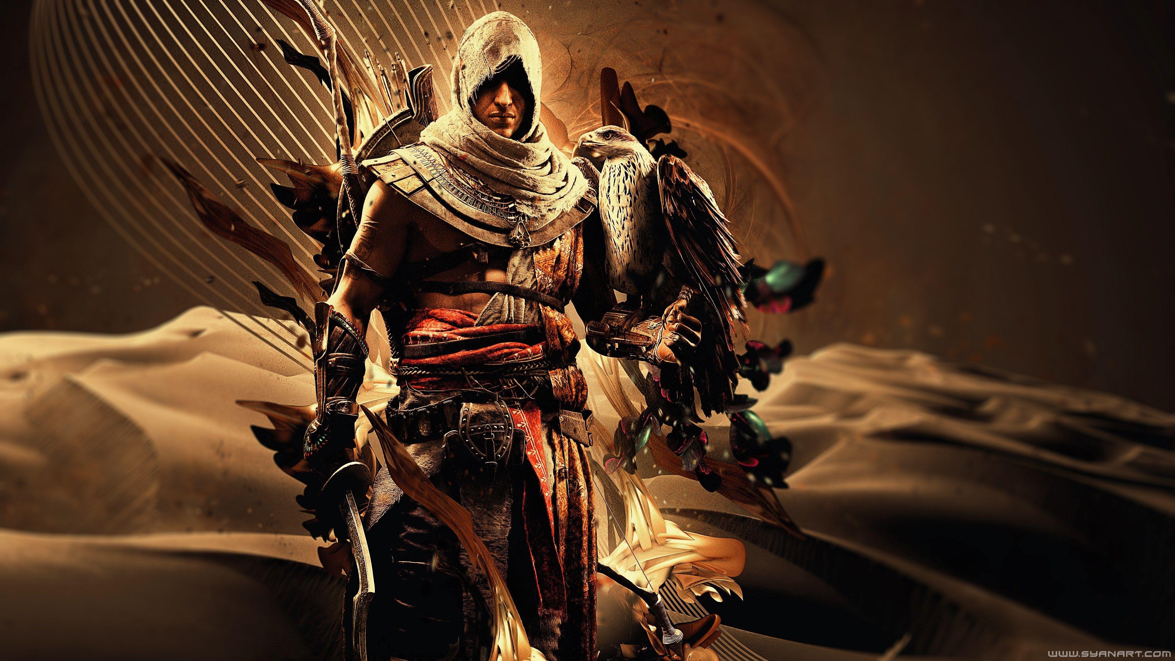 Assassins Creed Odyssey Desktop Wallpaper Wallpaper Site