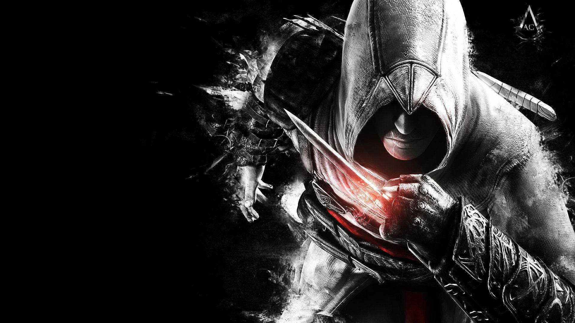 Assassins Creed Logo Wallpaper Desktop Background Mytwiink Com